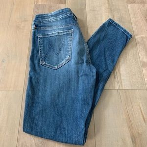 MOTHER The Looker Double Trouble Jeans